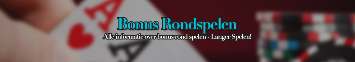 Bonus rondspelen